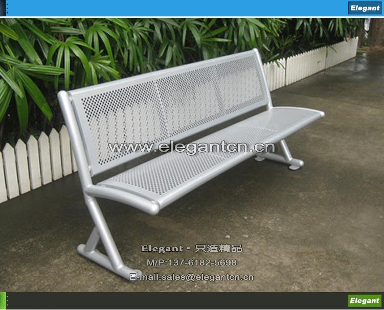 优尚精品钢结构城市座椅-雅悠·中国公共座椅制造